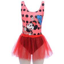 Kit Carnaval Body Estampado + Saia Tutu Glitter