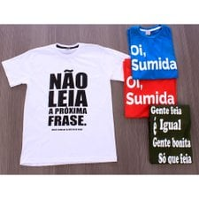 Camiseta Masculina Para Revenda Estampas E Cores Variadas 54b4f671d40