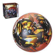 Bola Vinil Transformers Infantil Colorida