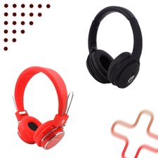 Kit 2 Headphone Stereo Wireless Bluetooth Sem Fio