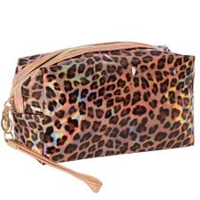 Necessaire Multiuso Estampa 3D Animal Print Feminina
