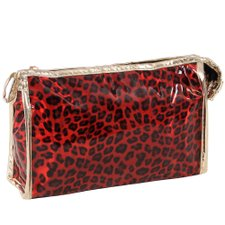 Necessaire Multiuso Quadrada Estampa 3D Animal Print