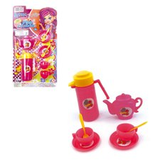 Kit Coffee & Tea Jessie Collection Brinquedo Infantil