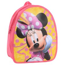 Mochilinha Infantil Girls Minnie Escolar