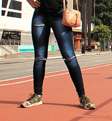 Tudo em Jeans com até 27% de descontos