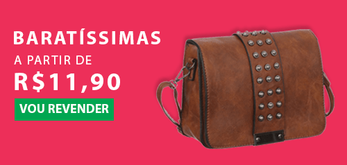 As bolsas mais baratas do atacado online, aproveite!