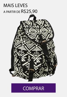Malas e bolsas para viagem