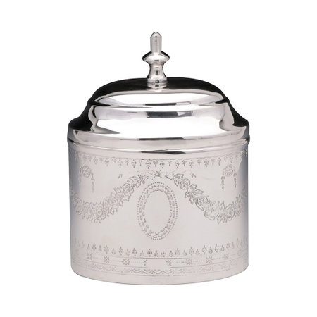 CAIXA SILVER TEA BOX 16CM 3497 WOLFF PC