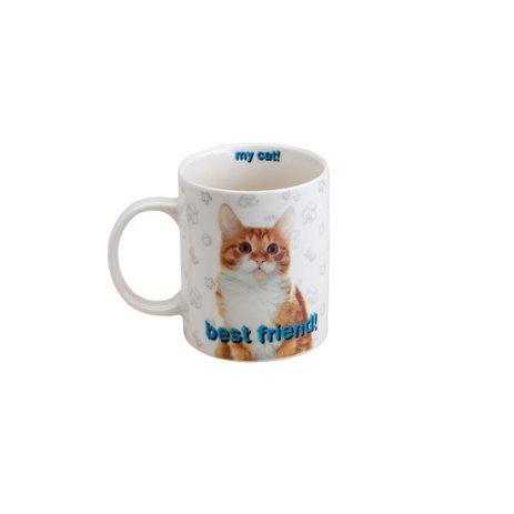 Caneca Porcelana Cat 330 ml 26618 Bon Gourmet