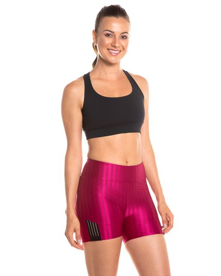5d20d747ca4ea1 Top fitness modelo nadador, sem bojo com laterais e base reforçada preto
