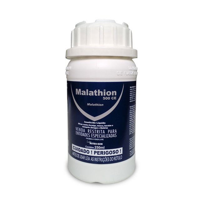 Malathion 500 Ce - Nitrosin - 250 ml