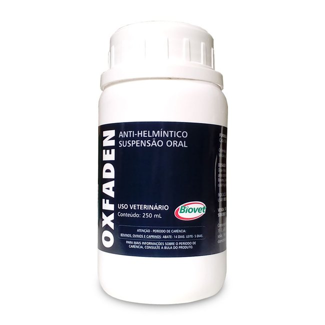 Oxfaden Oral - 250 ml