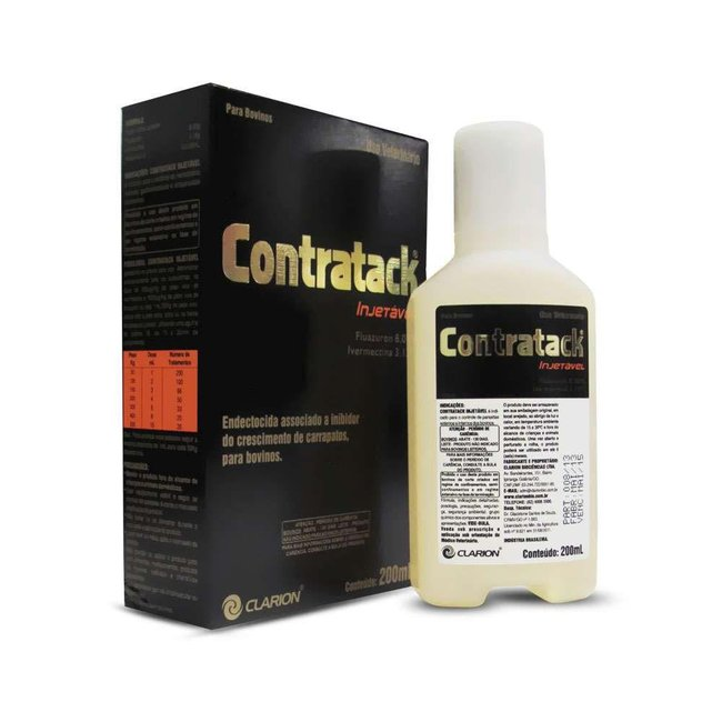 Contratack Injetável - 200 ml
