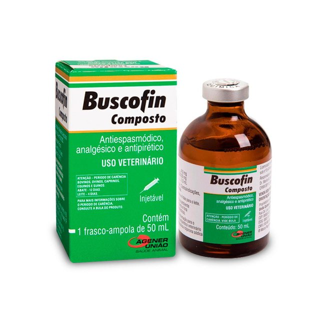Buscofin Composto - 50 ml