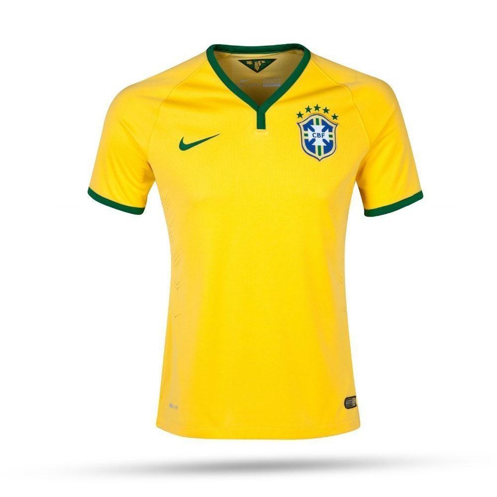 a95600017 Camisa Oficial Selecao Brasileira G