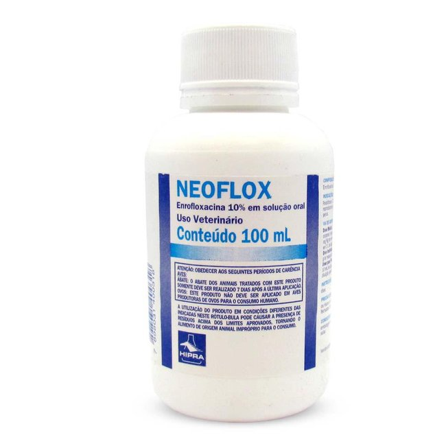 Neoflox  Oral - 100 ml