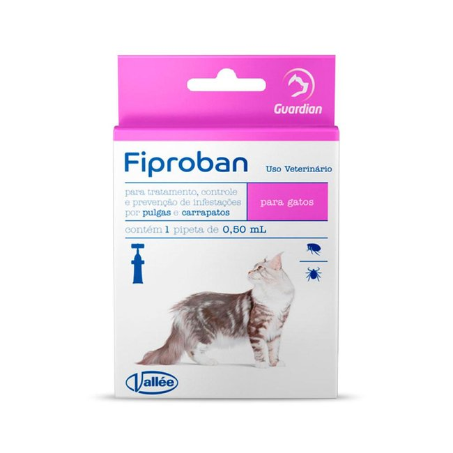 Fiproban Gatos
