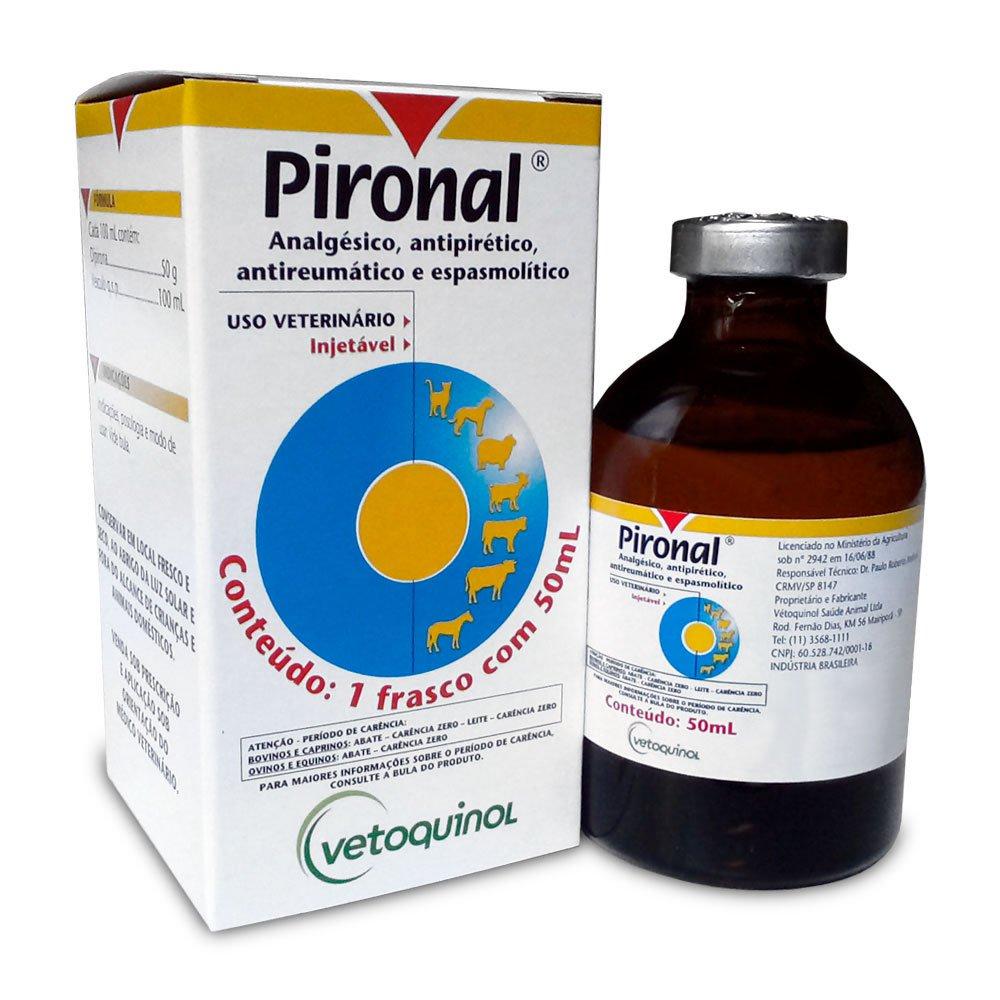 Pironal 50 Ml