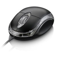 Mouse Classic Preto Ps2 - Multilaser