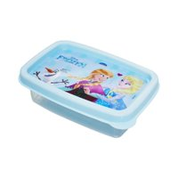 Pote Retangular 180ml Frozen - Plasútil