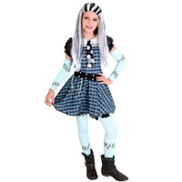 Fantasia Monster High Frankie Luxo M - Sulamericana