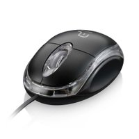 Mouse Classic Preto Usb - Multilaser