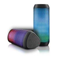 Caixa de Som Bluetooth Led Light Sd/p2/usb 15w Rms - Multilaser