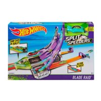 Pista Hot Wheels Split Speeders - Mattel