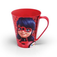 Caneca Miraculous 360ml - Plasutil