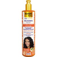 Gel Ativador S.o.s Relaxante Natural 320ml - Salon Line