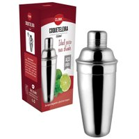 Coqueteleira Inox 750ml - Clink