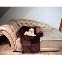 Capa Seat Pet P Marrom - Sleep Easy