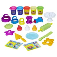 Massinha de Modelar Play Doh Bolos Divertidos - Hasbro