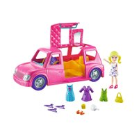 Boneca Polly Limousine Fashion - Mattel