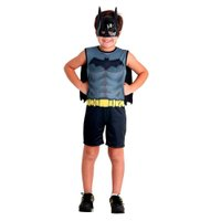 Fantasia Infantil Batman Super Pop M - Sulamericana
