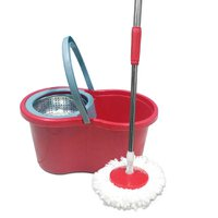 Kit Spin Mop Balde Esfregão Plástico - Honey Home
