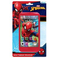 Mini Tablet Musical Spiderman - Etitoys
