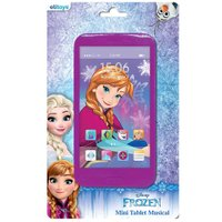 Mini Tablet Musical Frozen - Etitoys