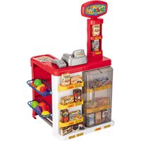 Caixa Magic Market Com Luz E Som - Magic Toys