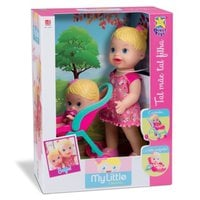 Boneca My Little Colletion Tal Mae Tal Ffilha - Divertoys