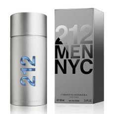 212 Men Eau de Toilette Masculino Carolina Herrera