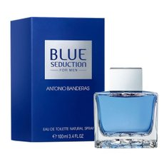 Blue Seduction Masculino Eau de Toilette Antonio Banderas