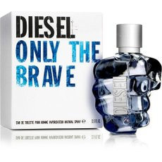 Only The Brave Masculino Eau de Toilette Diesel