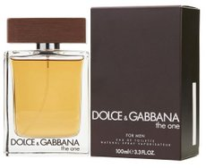 The One For Men Eau de Toilette Masculino Dolce e Gabbana