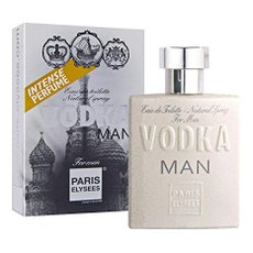 Vodka Man Masculino Eau de Toilette  Paris Elysees