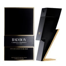 Bad Boy Masculino Eau de Toilette Carolina Herrera
