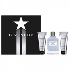 Kit Coffret Perfume Givenchy Gentleman Only Masculino Eau de Toilette 100 ml + Gel para banho 75 ml + Pós barba 75 ml