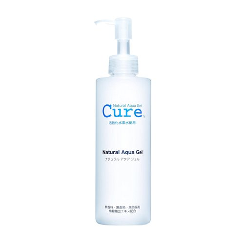 Natural Aqua Gel Cure 250 ml