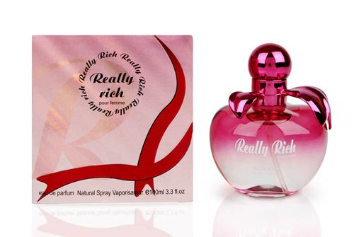 Really Rich Eau de Parfum Feminino 100 ml Hollywood Star