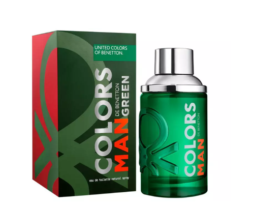 Colors Green Man Masculino Eau de Toilette Benetton